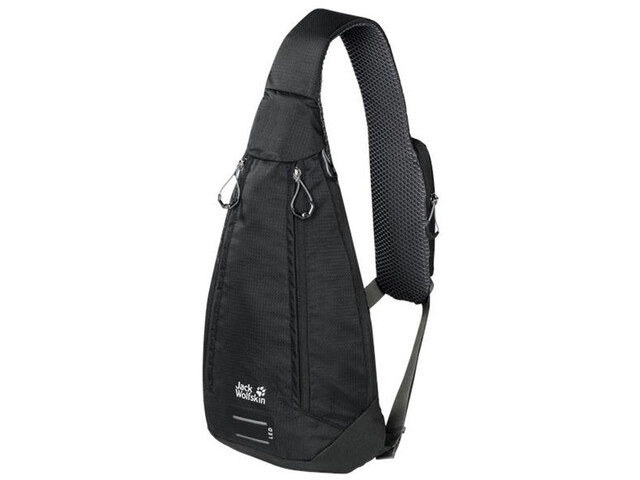 Jack Wolfskin Delta Air Sling Bag, black